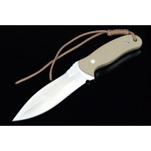 7Cr17 Stainless Steel Blade G10 Handle with Kydex Sheath Fixed Blade Knife3175