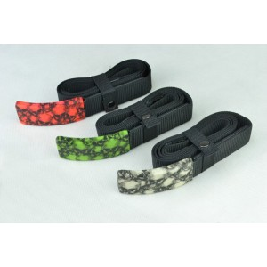 Colorful Coating Finish  Belt Knife 3448
