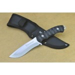 Browning 3Cr13 Steel Blade Plastic Handle Tactical Knife with Nylon Sheath4737