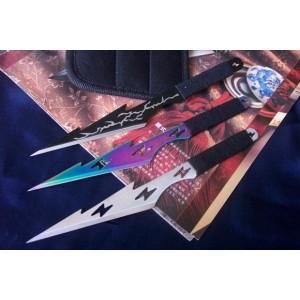 Lightning.420 Stainless Steel Throwing Knife0928
