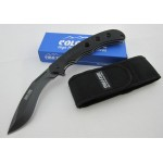 ColdSteel.3Cr13MoV Steel Blade G10 Handle Black Finish Liner Lock Big Folding Blade Knife1635