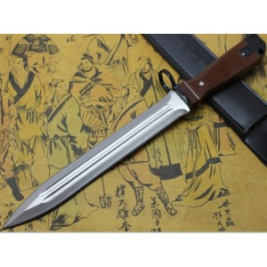 Alloy Steel Blade Bakelite Handle Fixed Blade Knife Milltary Knife 5952