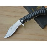 8Cr14MoV Steel Blade G10 Handle Satin Finish Folding Blade Knife5874